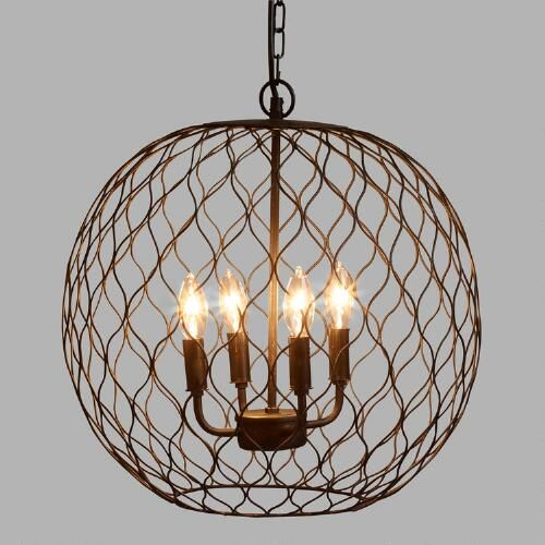 Bring the Modern Farmhouse look into your home with one of these eight affordable chandeliers!