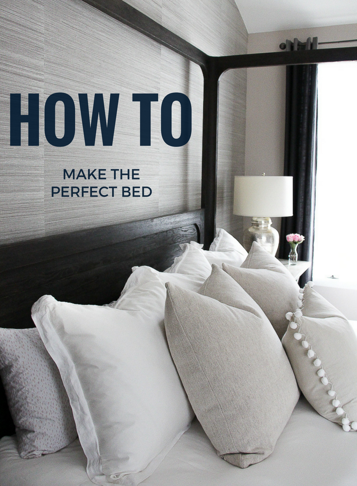 Click for More Tips to Make the Perfect Bed