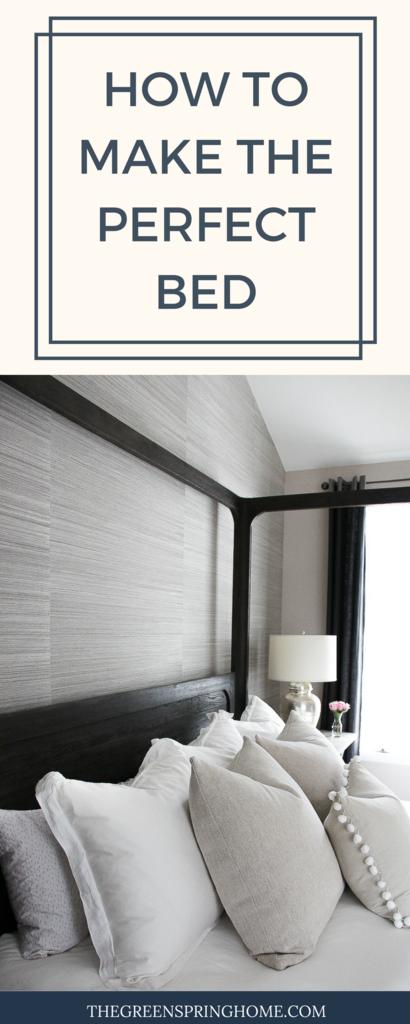 Spring Bedroom Refresh Tips