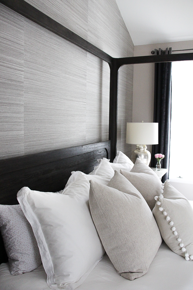 How to Create the Perfect Bed | Tips for Making the Perfect Bed | Spring Bedding Refresh