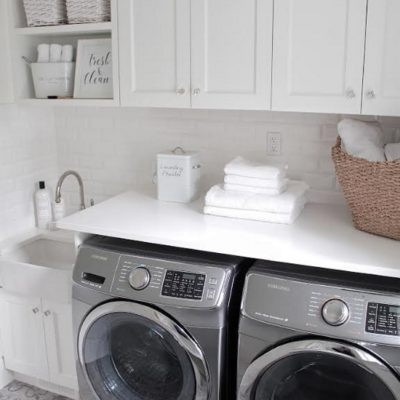 3 Must-Know Design Tips for a Magazine Worthy Laundry Room