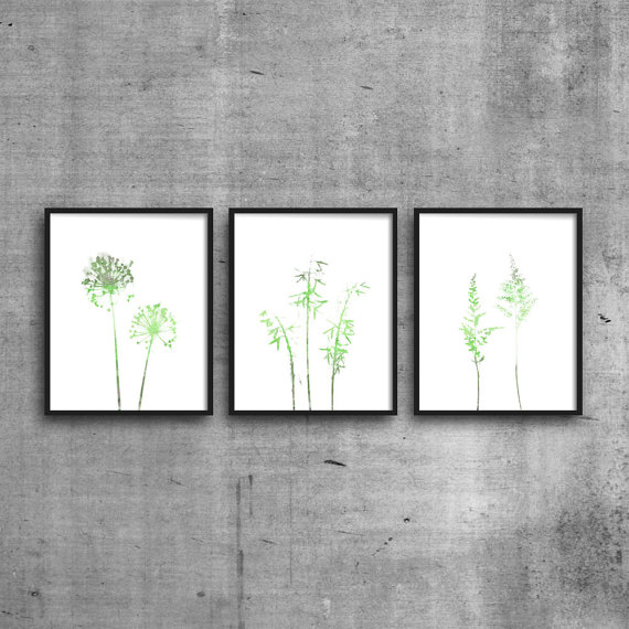 Printable Wall Art   Botanical Wall Art   Printable Art Etsy