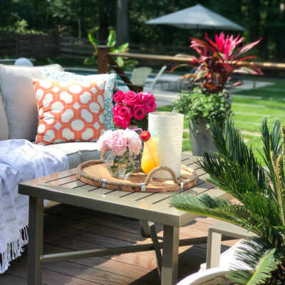 Summer Outdoor Living Tour