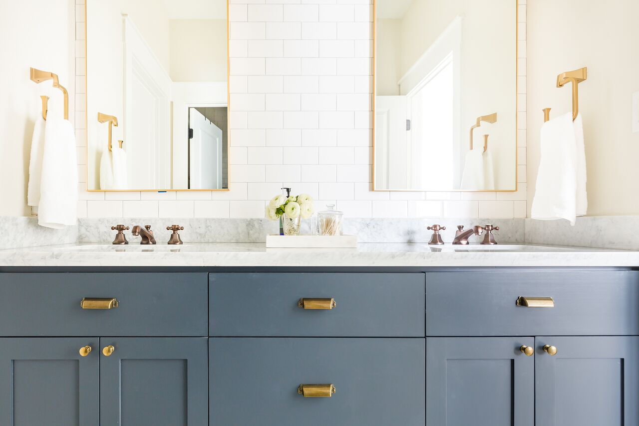 blue-cabinets-gold-hardware.jpg - The Greenspring Home