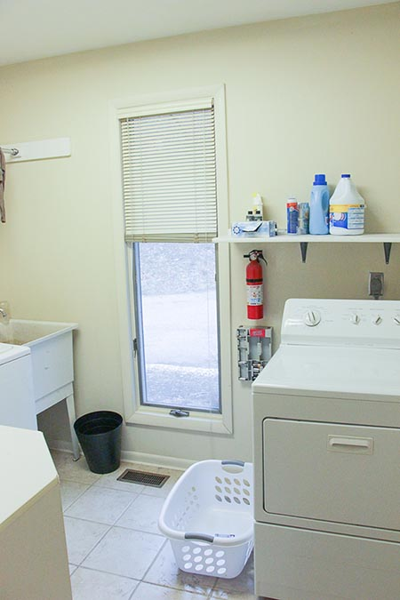 Bathroom renovation before and after photos
