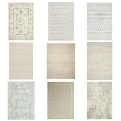 Neutral Area Rugs for Any Room