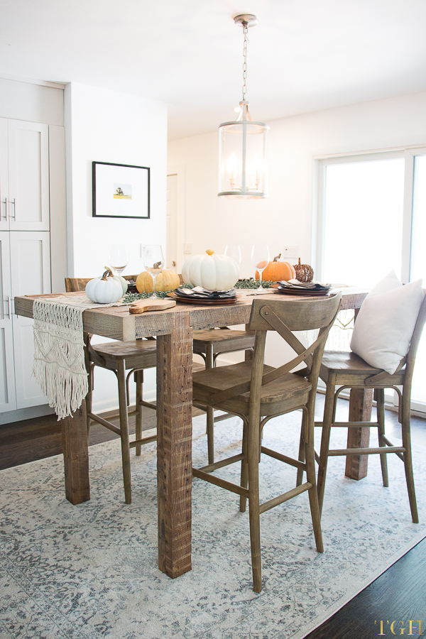 Welcoming Fall Home Tour The Greenspring Home