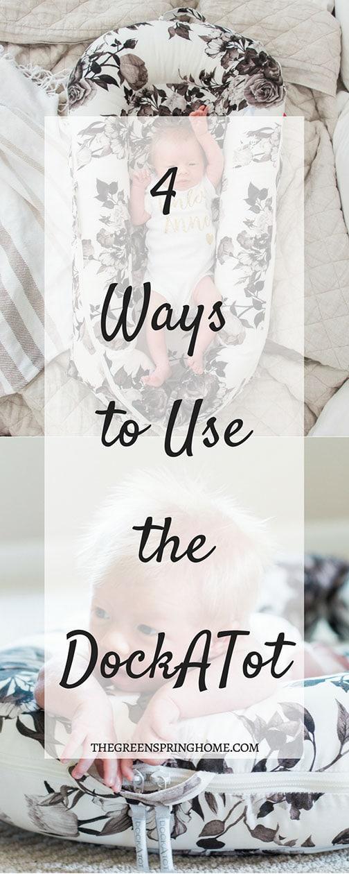 4 Ways to Use the DockATot