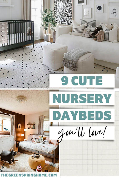 Best Nursery Daybeds