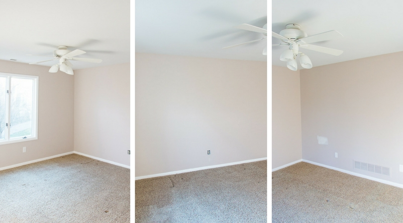 Nursery Before and After Photos