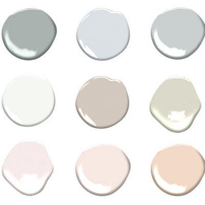 Best Nursery Paint Colors by Benjamin Moore