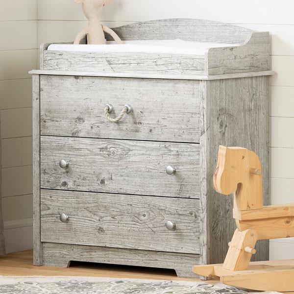 Coastal nursery furniture