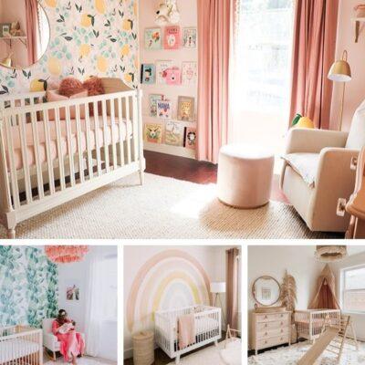 Girl Nursery Theme Ideas