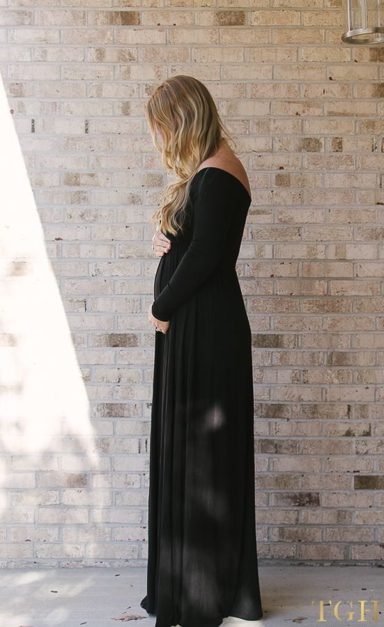 PinkBlush Maternity Dress Review