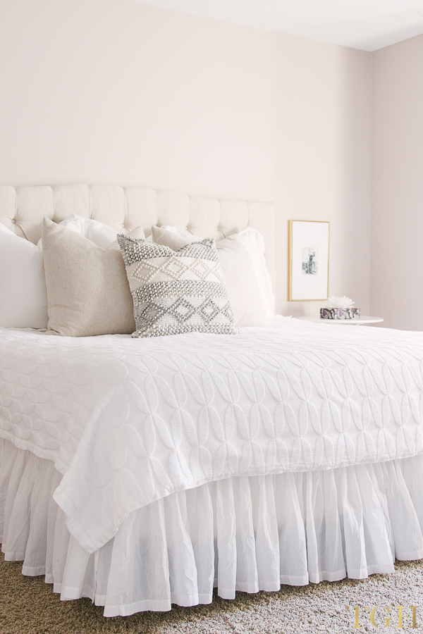 Guest Bedroom Makeover with Leesa Mattress