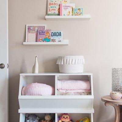 easy baby organization tips