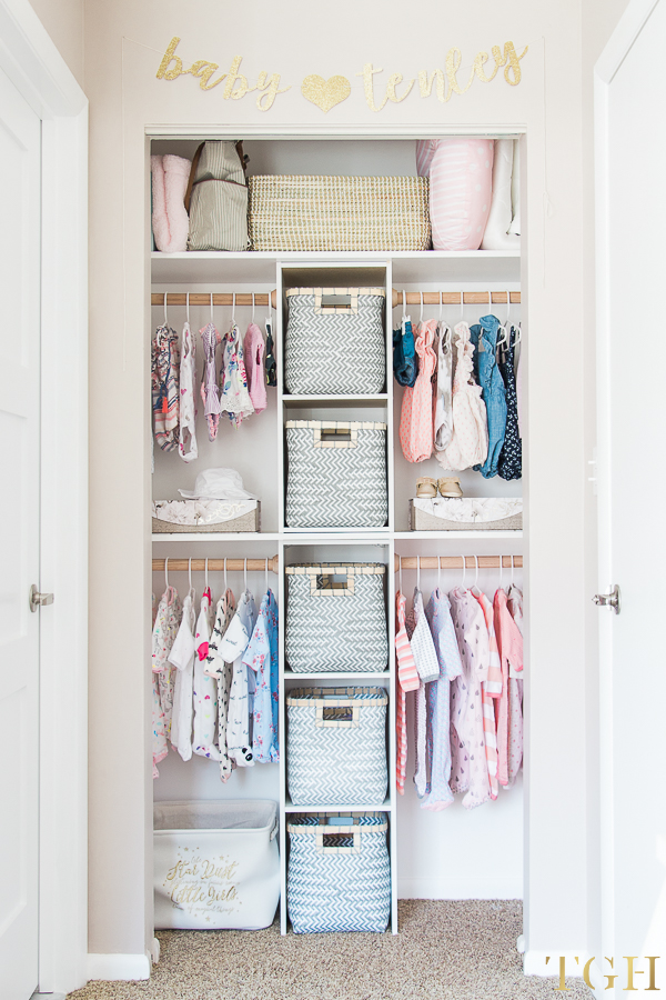 build this custom nursery closet for 100 the 87365