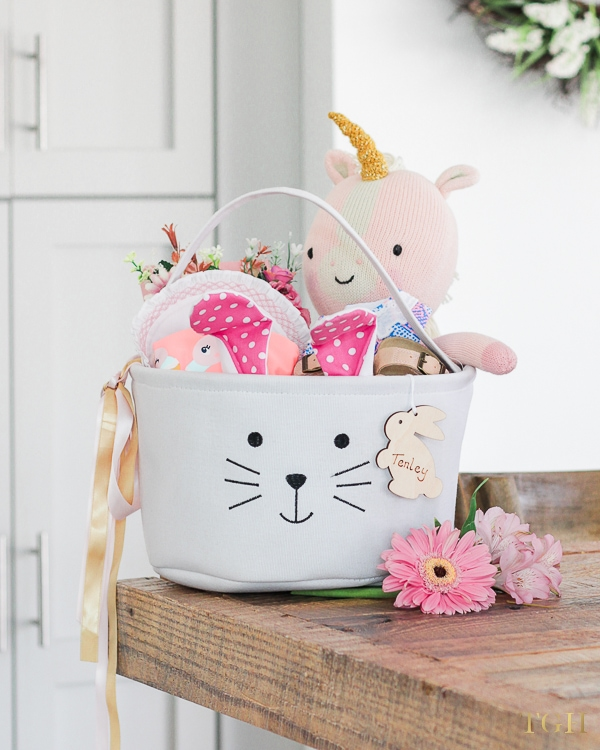 Cute easter basket ideas