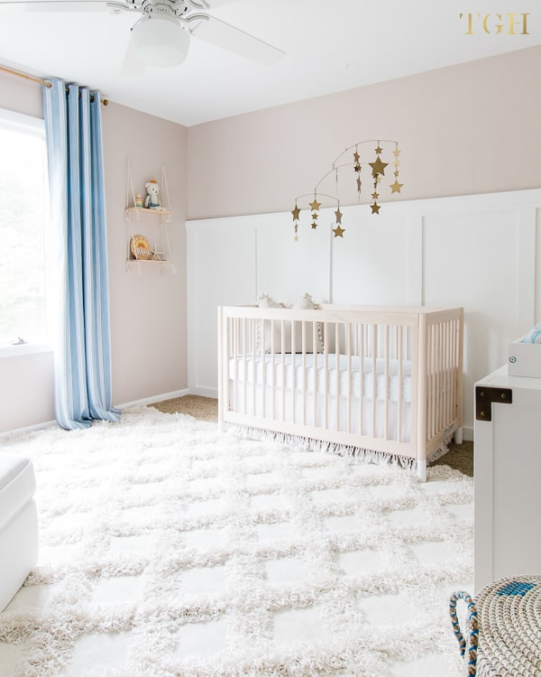 Baby Boy Nursery Room Decor Ideas