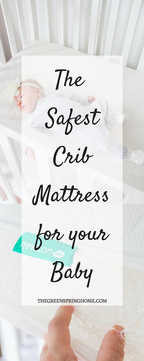 Newton Baby crib mattress and mattress pad review