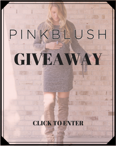 Shop PinkBlush Giveaway