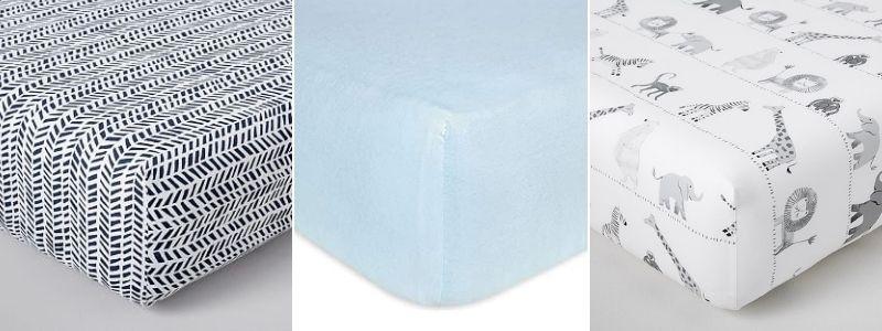 baby organic cotton sheets