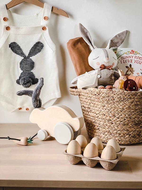 Baby's first Easter basket ideas
