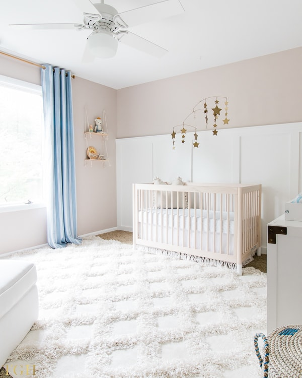ceiling fan for baby room