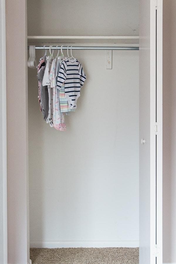 How to build this custom nursery closet for $100