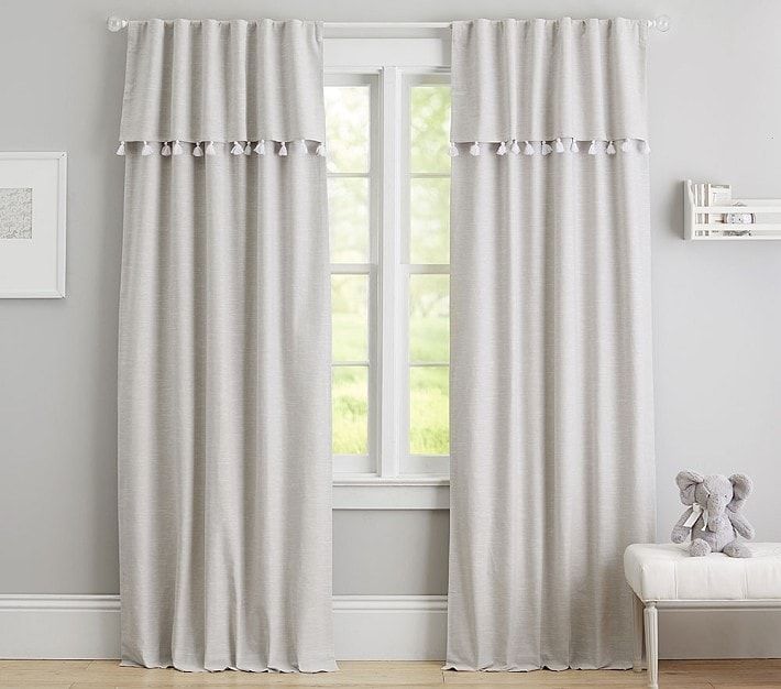 Best Curtains For Nursery The