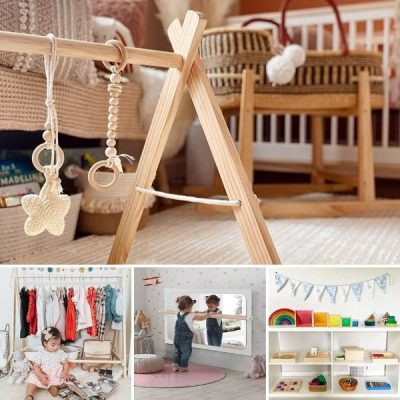 how to create a montessori nursery