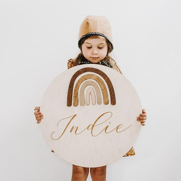 Best Baby Name Signs for Nurseries