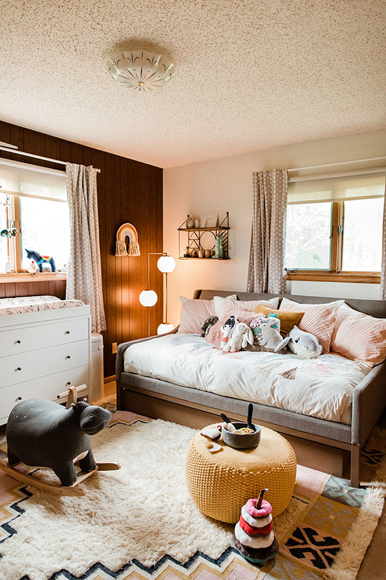 Nursery daybed