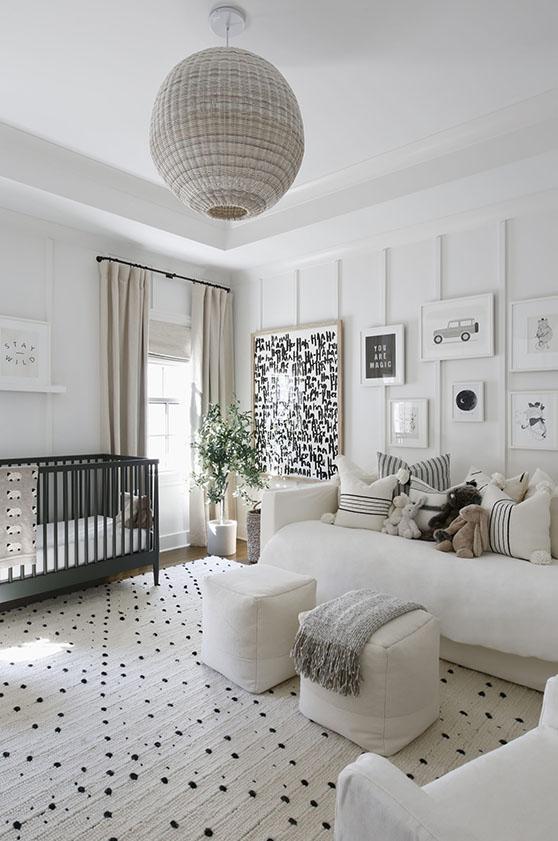 Nursery daybeds