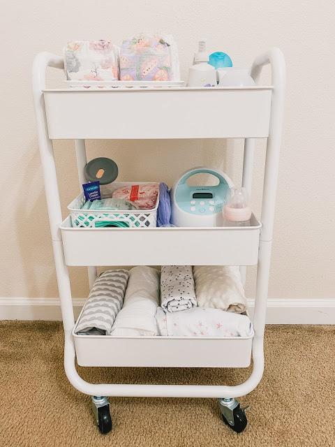 organize a nursery