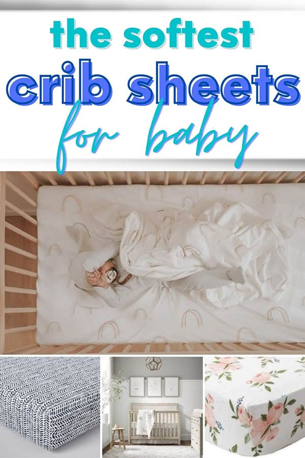 softest crib sheets for baby