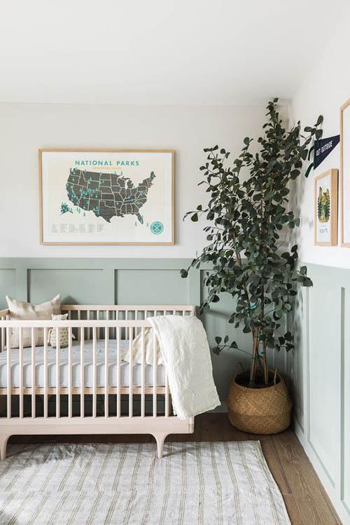 themes for a baby boy nursery
